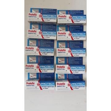 Protefix dental protect Żel kojąco- regenerujący