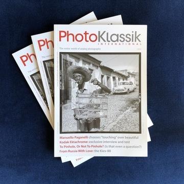 Magazyn PhotoKlassik 1/2019 (SilvergrainClassics)