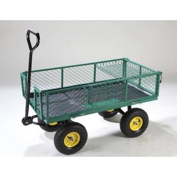 Wózek Transportowy Xl, Z zaczepem do 250KG