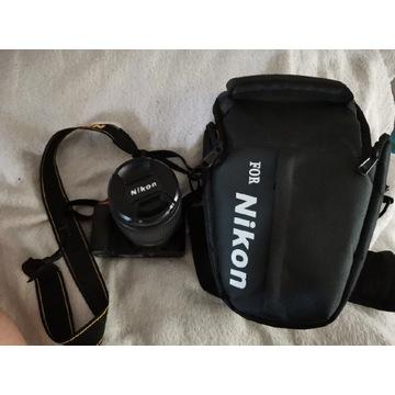 Lustrzanka Nikon D3500 18-105
