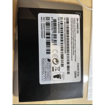Samsung s20 DS 128GB Cosmo Gray Z PL