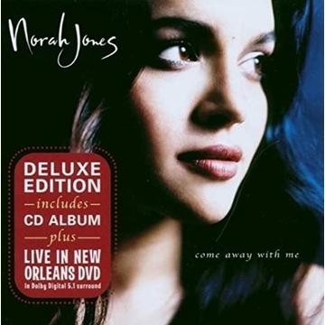Norah Jones  Come Away With Me CD+DVD Deluxe Edit.