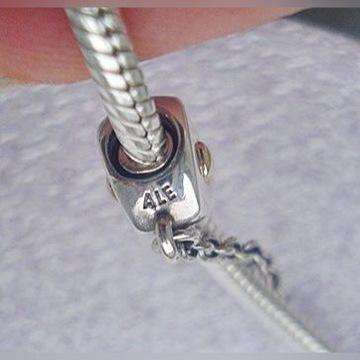 Łańcuszek zabezpieczający Pandora nowy tt 7 cm