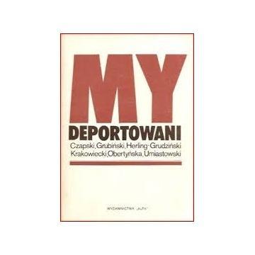MY DEPORTOWANI
