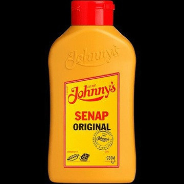 Johnnys Senap Original 500g