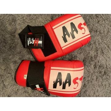 Rekawice bokserskie rozm M AASTA nowe