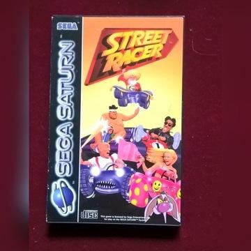 Sega Saturn Street Racer