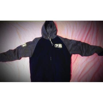 Ciepła bluza kurtka Private Member CROPP Pull&Bear