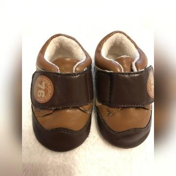 Buty niechodki 3-6 msc