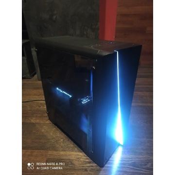 Komputer Ryzen 2700x, GTX 1070, 16 GB ram