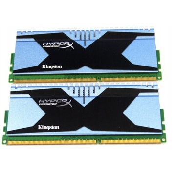 Pamięć RAM: KINGSTON HyperX DDR3 2x4GB 1866MHz KHX