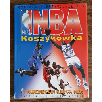 Koszykówka - Vademecum Kibica NBA Vancil Jozwiak