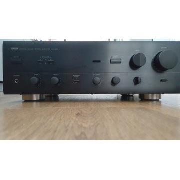 Yamaha AX-570 Znakomity wzmacniacz stereo + pilot