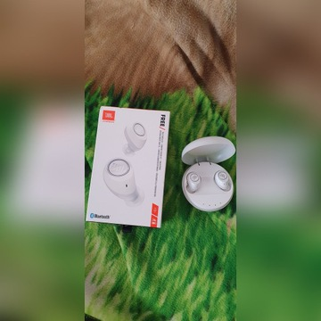 Słuchawki JBL Free True Wireless, Bluetooth