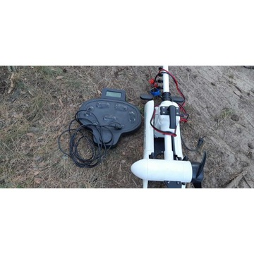 Silnik elektryczny do łódki Troling Motor