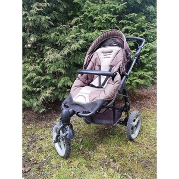 wózek nie tylko do biegania bebe confort high trek