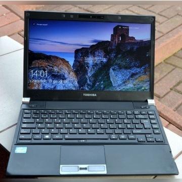 """Toshiba Portege R930-195 13,3""""  i5 - dysk SSD"""