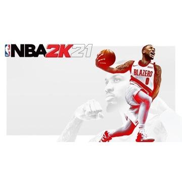 NBA 2k21 PC Konto na wyłączność!