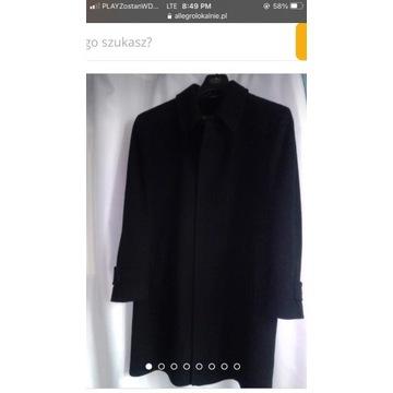 Wełniany płaszcz L / 50 VIPER MEN wełna kaszmir