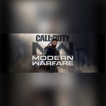 Call Of Duty:Modern Warfare konto Battle.net