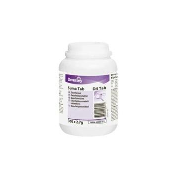 Suma Tab D4 tabletki do dezynfekcji 300szt