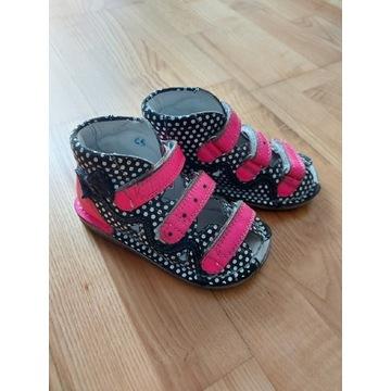Buty profilaktyczne Bartek dla dziewczynki r 22