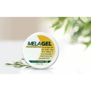 MelaGel krążek - ułatwia gojenie