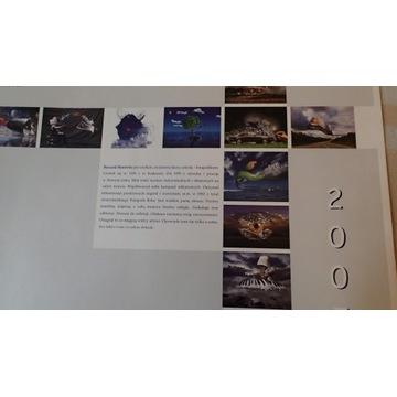 Kalendarz ze zdjęciami R. Horowitza.
