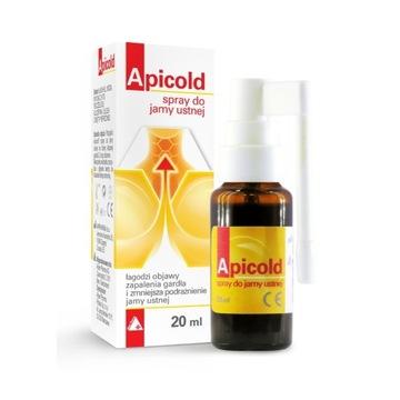 APICOLD spray do jamy ustnej