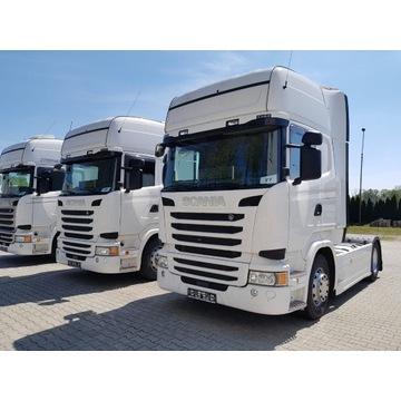 2016-2017 SCANIA R 450 OHNE duminski-trucks.com