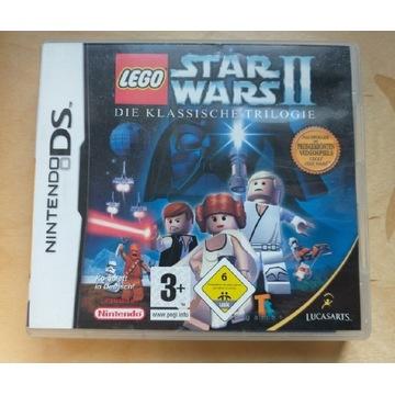 LEGO Star Wars II Nintendo ds stan kolekcjonerski