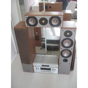 Marantz DV4500 i SR4500 + głośniki Yamaha NS-300