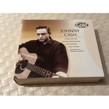 Johnny Cash This Is Gold 3CD