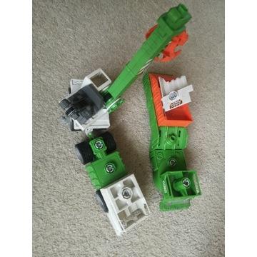 Mattel Matchbox Zestaw Maszyn Budowlanych klocki