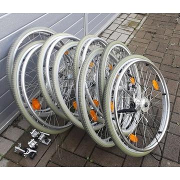 Koła do wózków inwalidzkich 24 cale różne modele