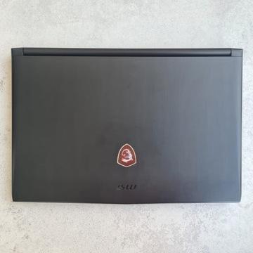 Laptop gamingowy MSi GV72 8RE i7-8750H/16GB