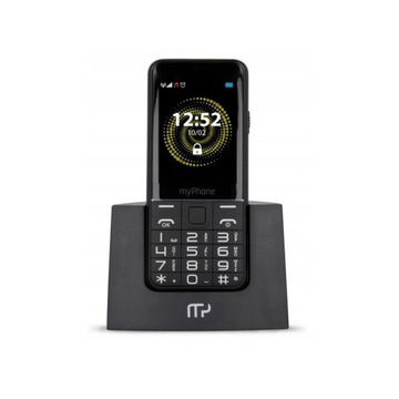 Telefon dla seniora Myphone HaloQ bez simocka nowy