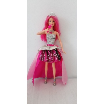Lalka Barbi Rockowa księżniczka