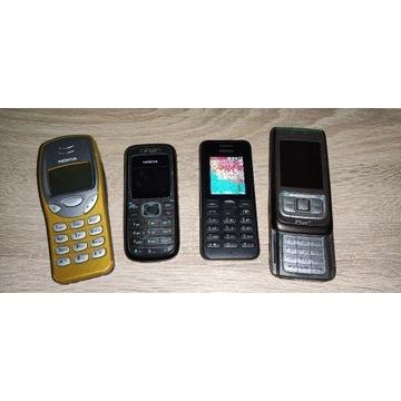 Nokia E65, Nokia 150 Dual Sim, Nokia 3210 Zestaw