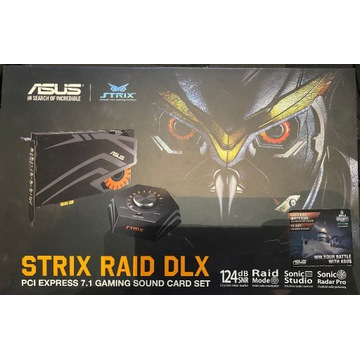 Asus STRIX RAID DLX PCI Express 7.1