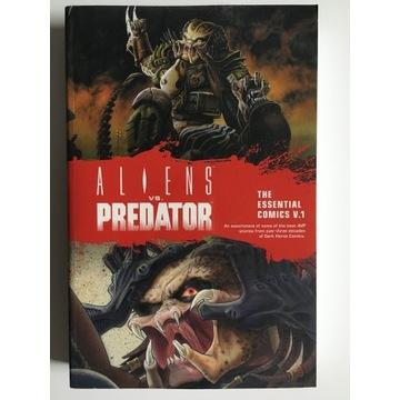 Aliens vs Predator The Essential Comics 400+ stron