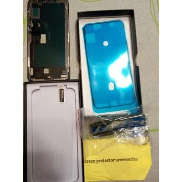 iPhone X wyświetlacz 3d touch, nowy zamiennik OLED