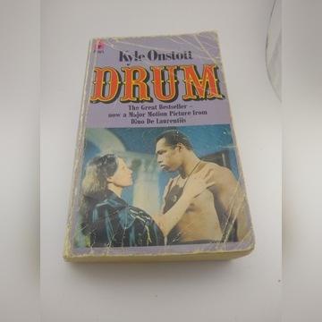Drum Kyle Ostott książka po angielsku romans