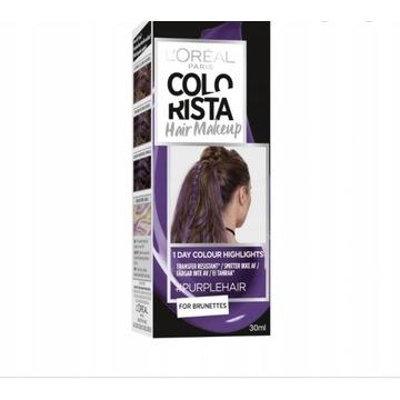 L'oreal Colorista HairMakeup Purple