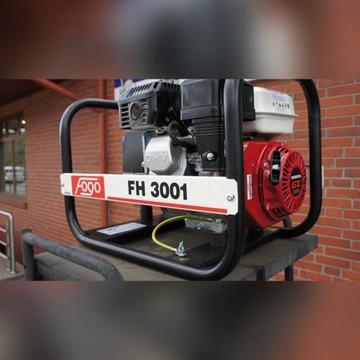 Agregat Fogo FH 3001 Honda Pramac