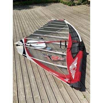 Maui Sails TR9 XT 9.2 żagiel windsurfing + maszt