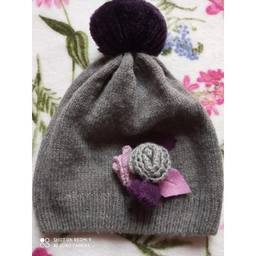 Mayoral beret czapka