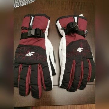 Nowe rękawiczki 4F w rozmiarze S - wysyłka w cenie