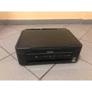 Urządzenie 3w1 Epson Stylus SX235W uszkodzone.