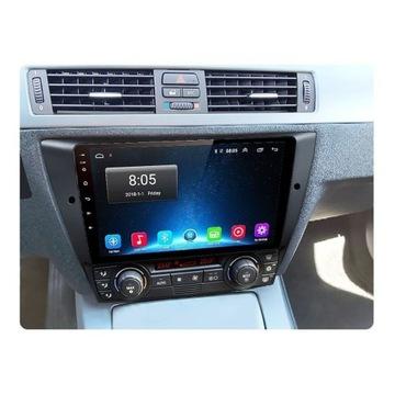 Radio Android GPS BMW E90 E91 E92 E93 Seria 3